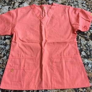 WonderWink Scrub Top Size Small